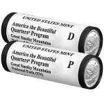 2014 Great Smoky Mountains National Park Quarter Two-Roll Set (US Mint image)