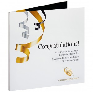 2014 United States Mint Congratulations Set (US Mint image)