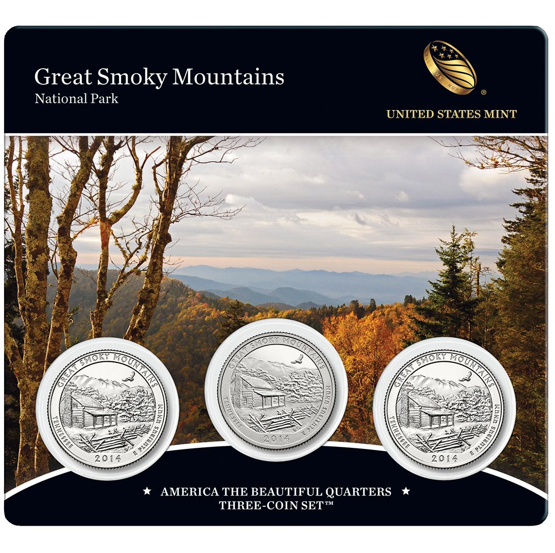 Breaking Coin News World Mint Coins Part - Us national park quarters book
