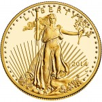 2014 American Eagle One Ounce Gold Proof Coin (US Mint image)
