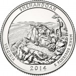 Shenandoah National Park Quarter (US Mint image)