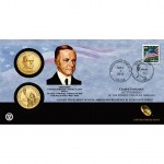 2014 Calvin Coolidge $1 Coin Cover
