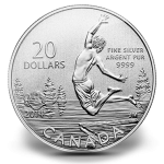 $20 Summertime Silver Coin